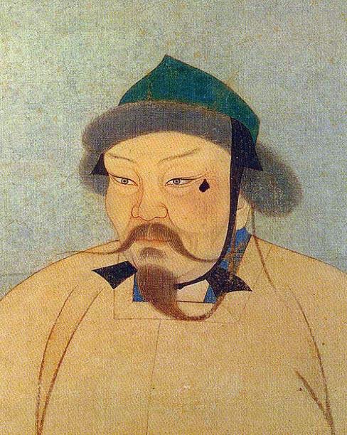 Ögedei Khan. (Public Domain)