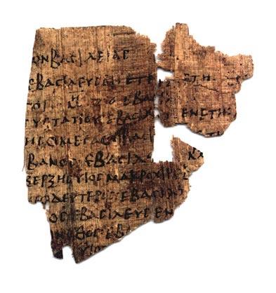 Papyrus - Manetho