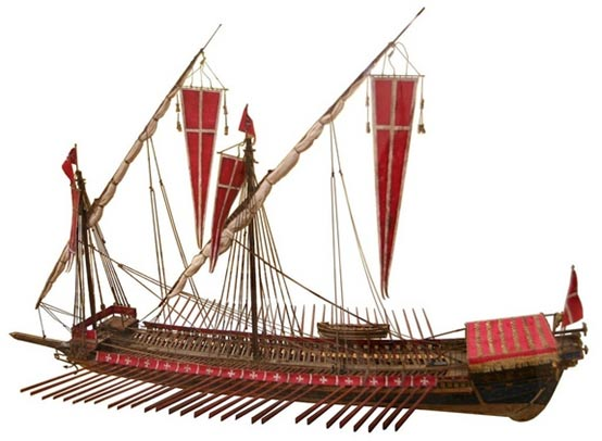 Bishop's treasure ship