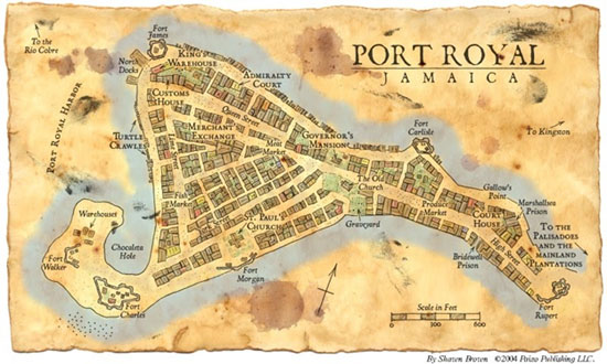 Port royal and the real pirates of the caribbean ancient origins - Centre d imagerie medicale port royal ...