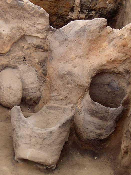 Çatalhöyük pots. (Verity Cridland/CC BY 2.0)