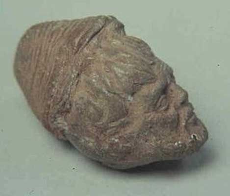 An example of a proposed OOPART - the Tecaxic-Calixtlahuaca head.