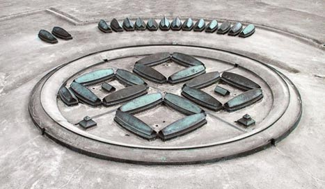 A reconstruction of the ring fortress