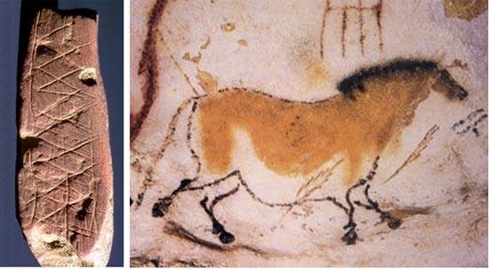 Arte rupestre - Lascaux Francia