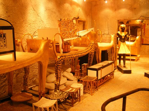 The Curse Of King Tuts Tomb Torrent: New Research Suggests Tutankhamun Died From Genetic