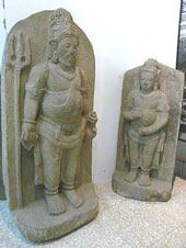 Siddhar Statues