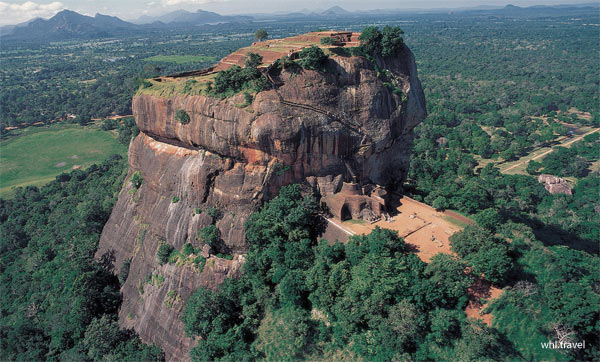 The Ancient Rock City of Sigiriya