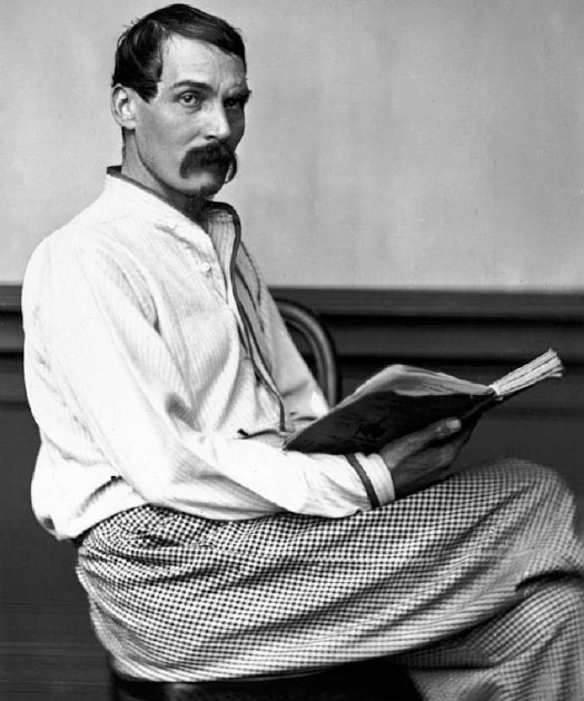 Sir Richard Francis Burton in 1864. (Scewing / Public Domain)