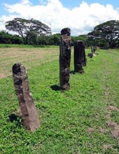 Sitio Conte Megaliths