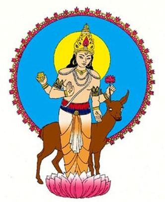 Soma, Hindu God.