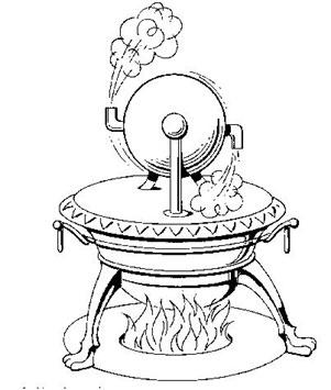 Steam Engine - Hero of Alexandria