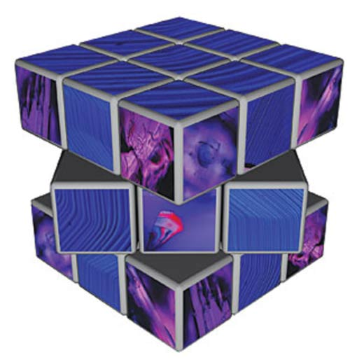 The strange collapsing of dimensions may be due to the mismatched layers of its components