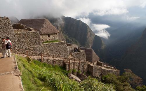 Machu Picchu Structures, Peru - Photo by Ancient-Origins