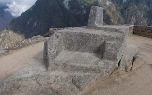 Machu Picchu, Sundial, Peru - Photo by Ancient-Origins