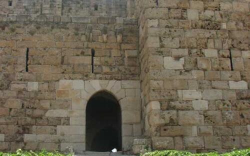 Crusader Fort. (CC BY-SA 3.0)