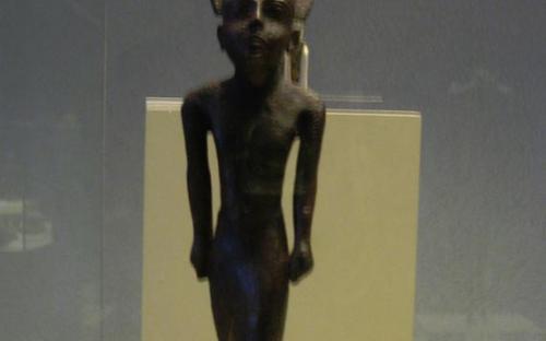 Votive statues of Melqart-Hercules from the Islote de Sancti Petri.(Public Domain)