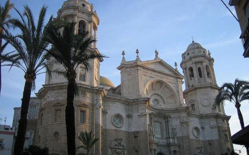 Cádiz Cathedral(Public Domain)