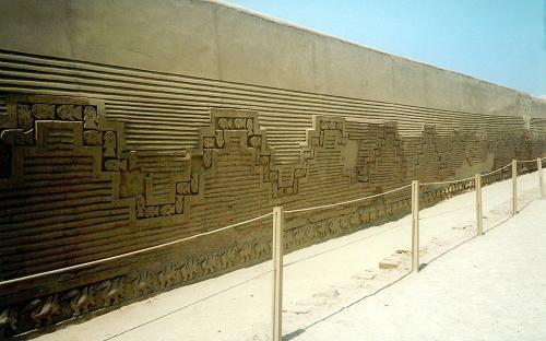 Chan chan wall(CC BY-SA 3.0)