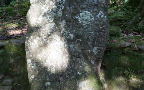 Stone Map at Ciudad Perdida (Photo by Ancient-Origins.net)