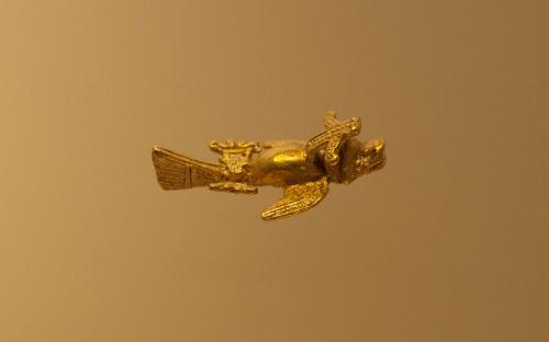Gold Figurines - Museum of Gold, Bogota, Colombia - Copyright Ancient-Origins