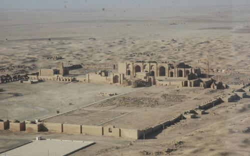 Overview of the site in 2007 (Public Domain)