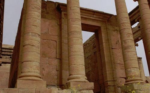 Hatra May 2006(Public Domain)