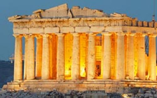View of the Parthenon. (CC BY-SA 3.0)