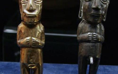 Inca Statues