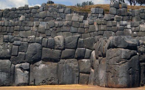 Inca stonework at Saksaywaman