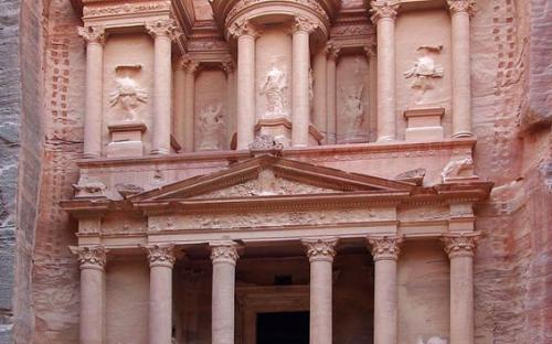 Petra, Al Khazneh (CC BY-SA 3.0)
