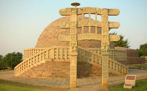 Stupa no. 3 (CC BY-SA 2.0)