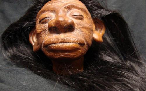 Head Shrinking and the Shuar of the Amazon Rainforest (Image: Wikinut.com)
