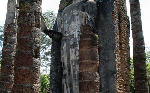 Wat Saphan Hin, Sukhothai Historical Park(Public Domain)