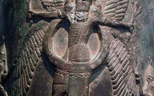 Sumerian God