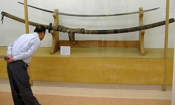 The Norimitsu Odachi.