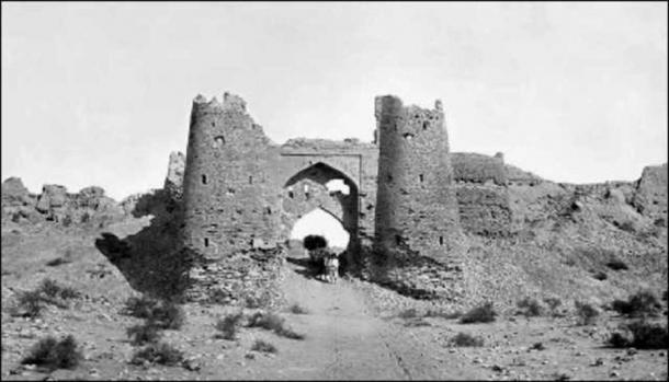 1913 photo of Merv.