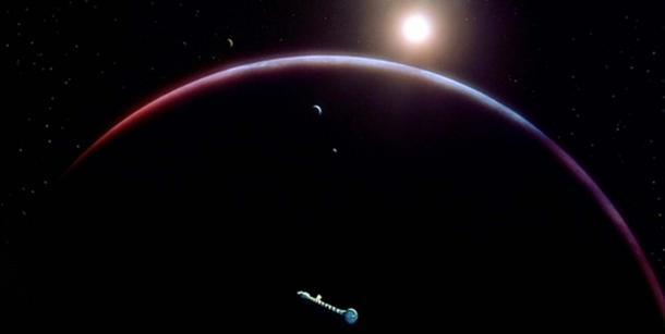 2001 A Space Odyssey. (Bill Lile / CC BY-SA 2.0)