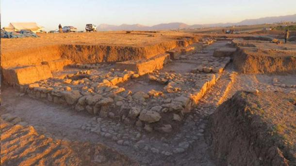 "4,000-Year-Old ""Lost"" City That Bordered Ancient Mesopotamian Empire. Credit: Tenu/Mission Archeologique Francaise du Peramagron"