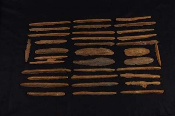 Altogether, the researchers have discovered 47 new ingots of varying sizes and shapes.
