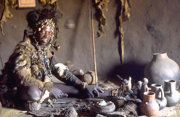 Traditional African Medicine and its Role in Healing in a