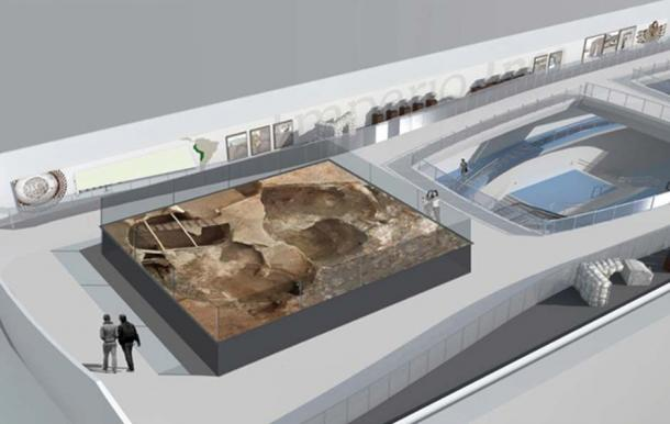 A 2016 report on the analysis of the San Francisco Plaza suggests that an on-site museum be created to preserve some of the archaeological features to increase cultural awareness and value.