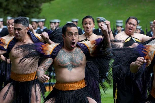 A Maori haka. (Erin A. Kirk-Cuomo/CC BY 2.0)
