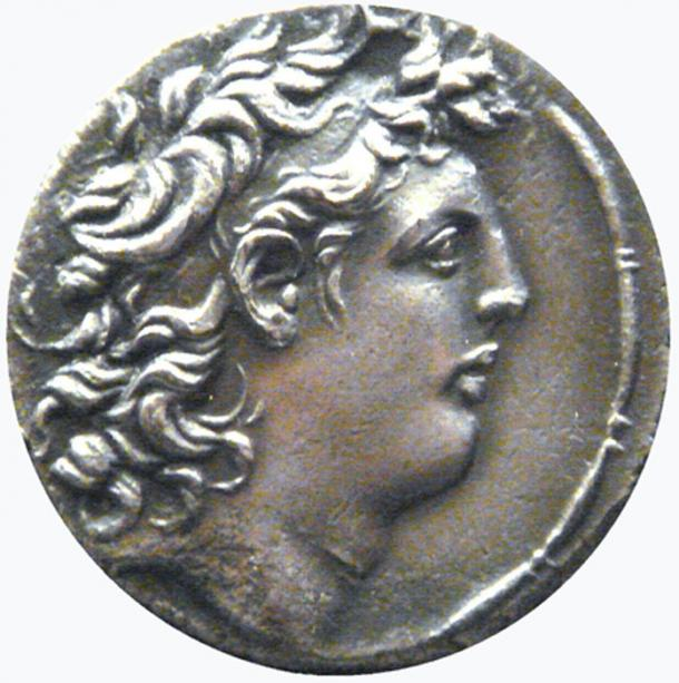 A coin depicting Tryphon. (Uploadalt/CC BY SA 3.0)