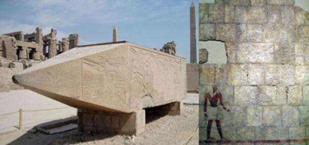 Exodus: Were the Israelites Slaves in Egypt or Not? A-fallen-obelisk-of-Hatshepsut