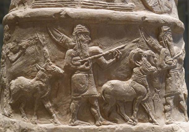 A kudurru, boundary stone, from ancient Mesopotamia. (Mbzt / CC BY-SA 3.0)
