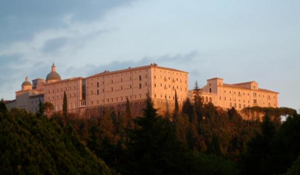 The rebuilt Abbey of Monte Cassino. (Halibutt / CC BY-SA 3.0)