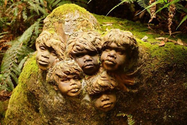 Aboriginal National Park Art Australia. (CC0)