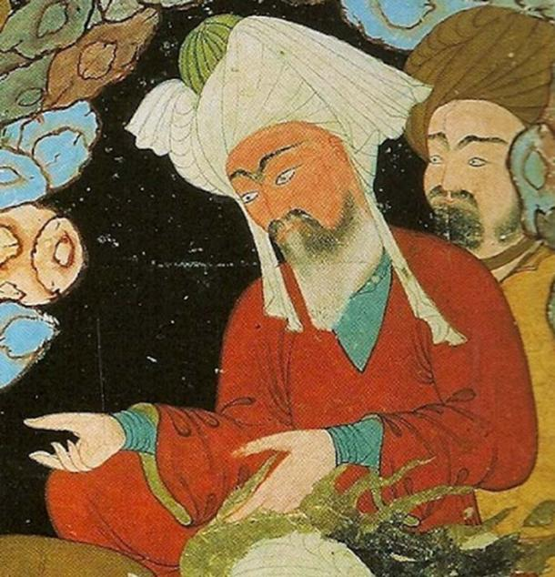 Abu Bakr, the first caliph. (Cropbot / Public Domain)