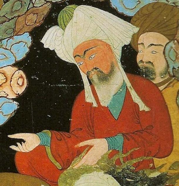 Abu Bakr, the first caliph. (Cropbot / Public Domain)