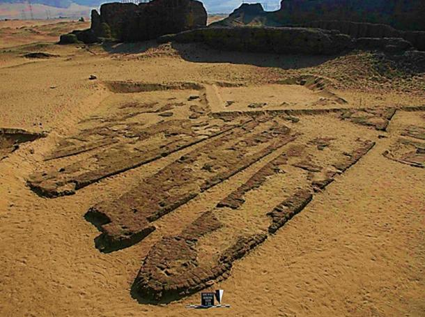 Remains Of A YearOld Lost City Discovered In Egypt - Explorers discover ancient 1200 year old egyptian city